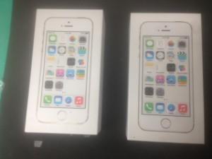 iPhone5s 32GB GOLD