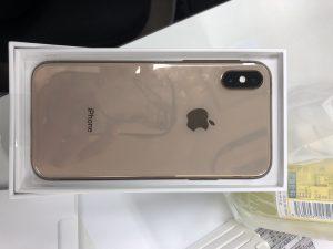 iPhoneXS残債あり