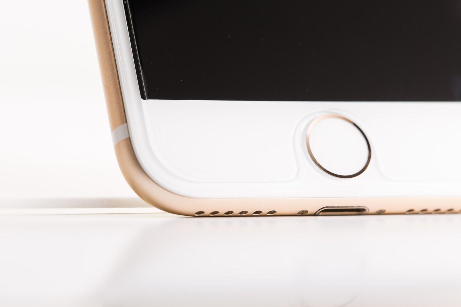 iPhone7 Plusホームボタン