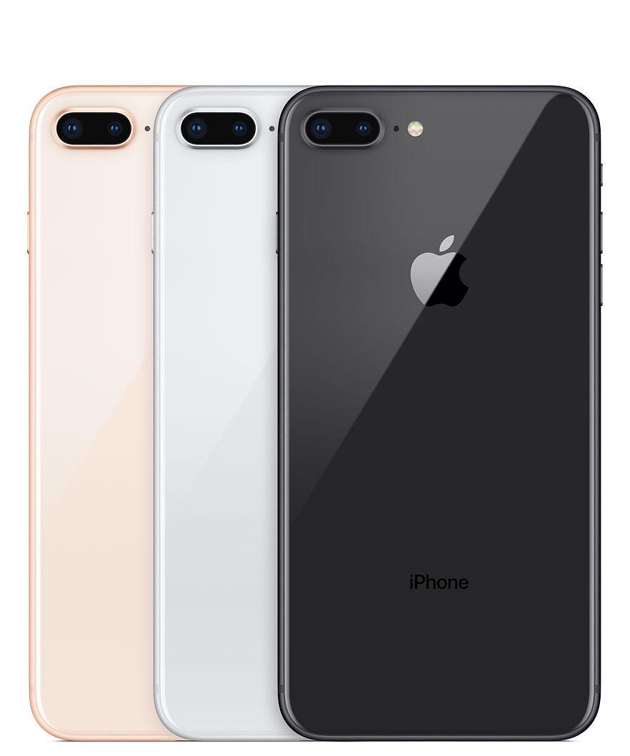 iPhone8 Plusデザイン