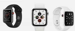 Apple Watch Series3特徴