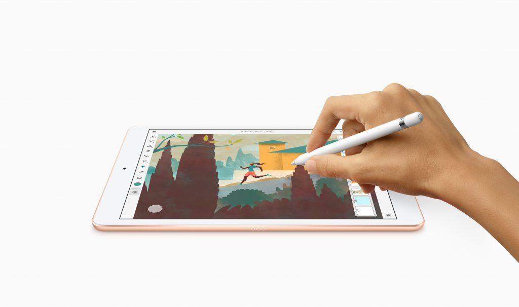 iPad第7世代 Smartkeyboard対応