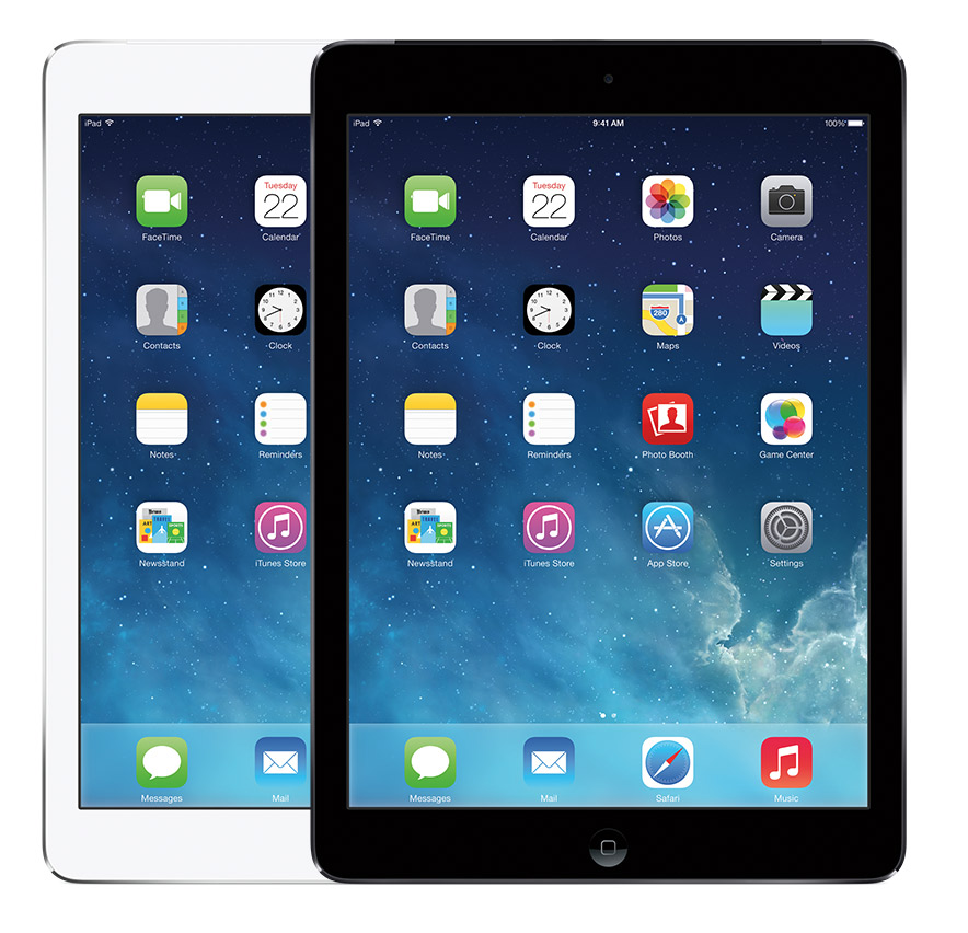Wi-Fi iPad Air (Wi-Fi・Wi-Fi+cell)全GB