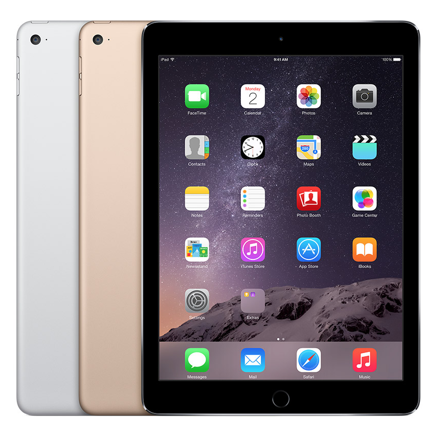 Wi-Fi iPad Air2 128GB