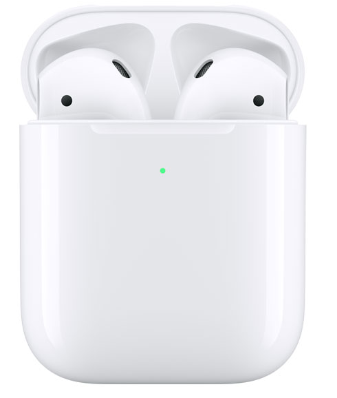 AirPods 2世代 with Wireless Charging Case MRXJ2J/A R:A2032 L:A2031 C:A1938