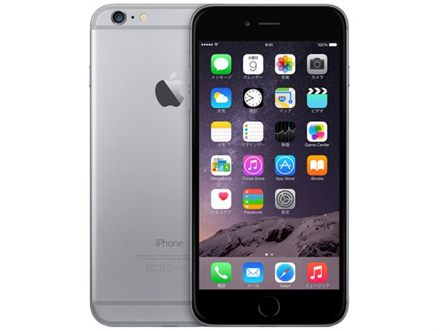 au iPhone6 Plus 16GB