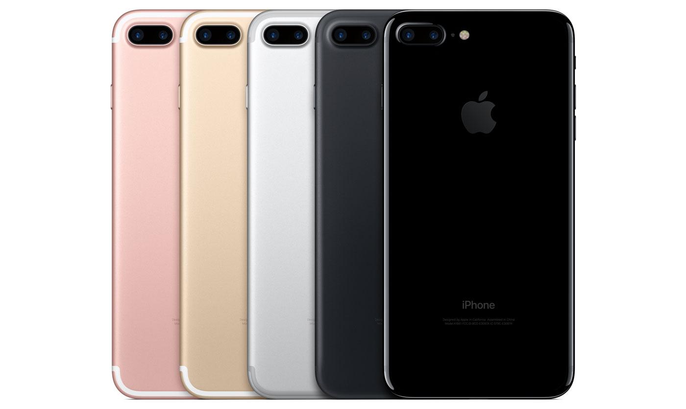 ロック解除済 iPhone7 Plus 256GB