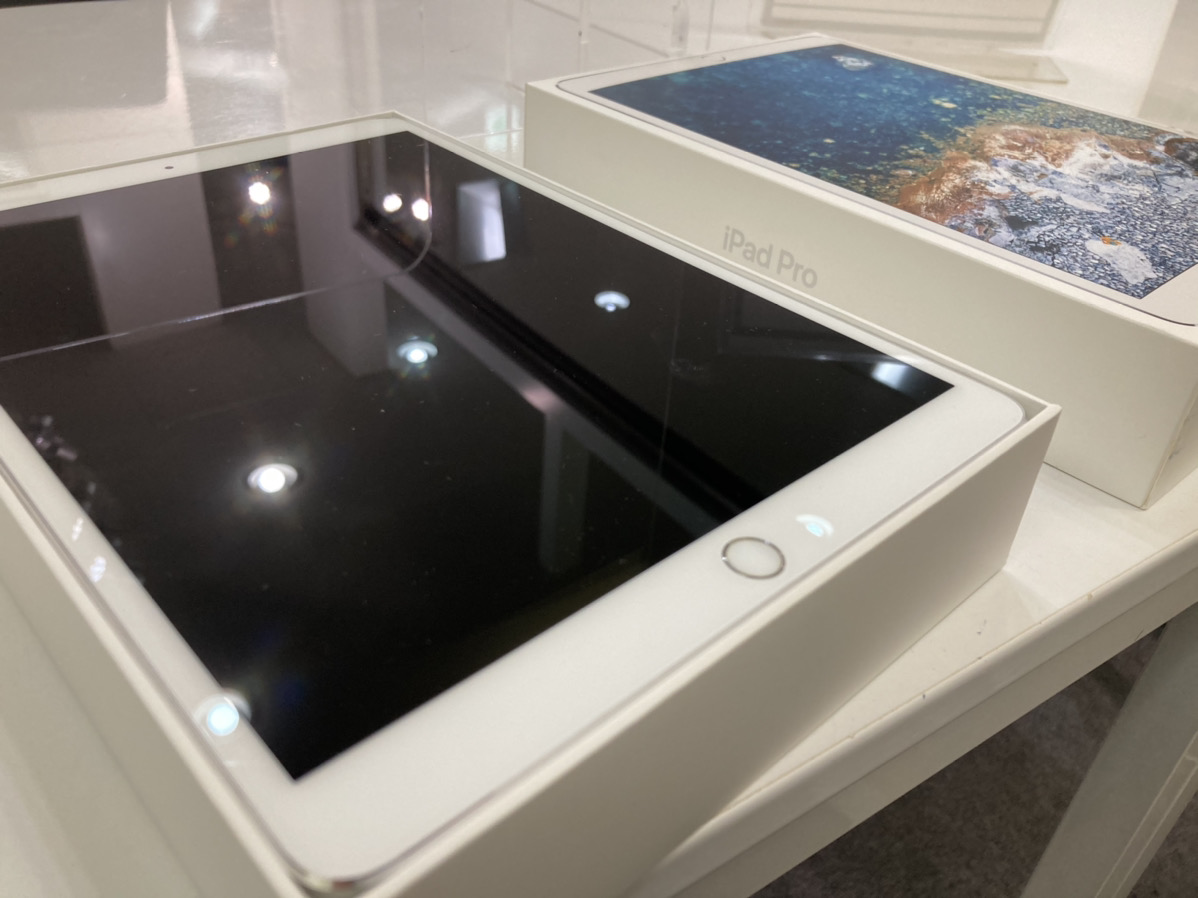 iPad Pro(10.5インチ) Wi-Fiモデル