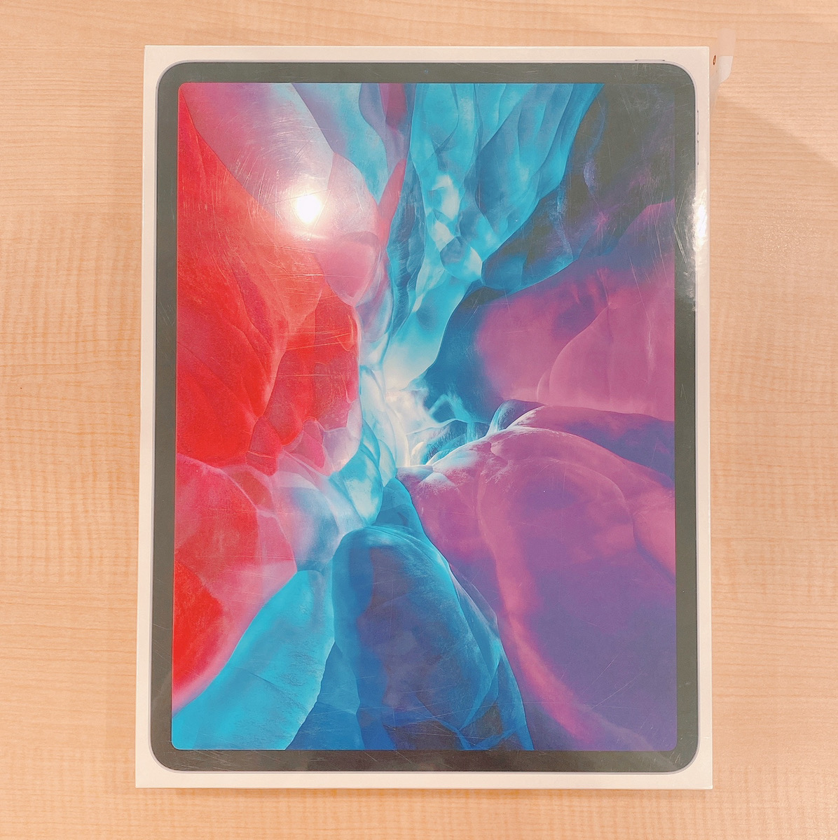 iPad pro12.9インチ 第4世代512GB シルバー Wi-Fiモデル 未開封