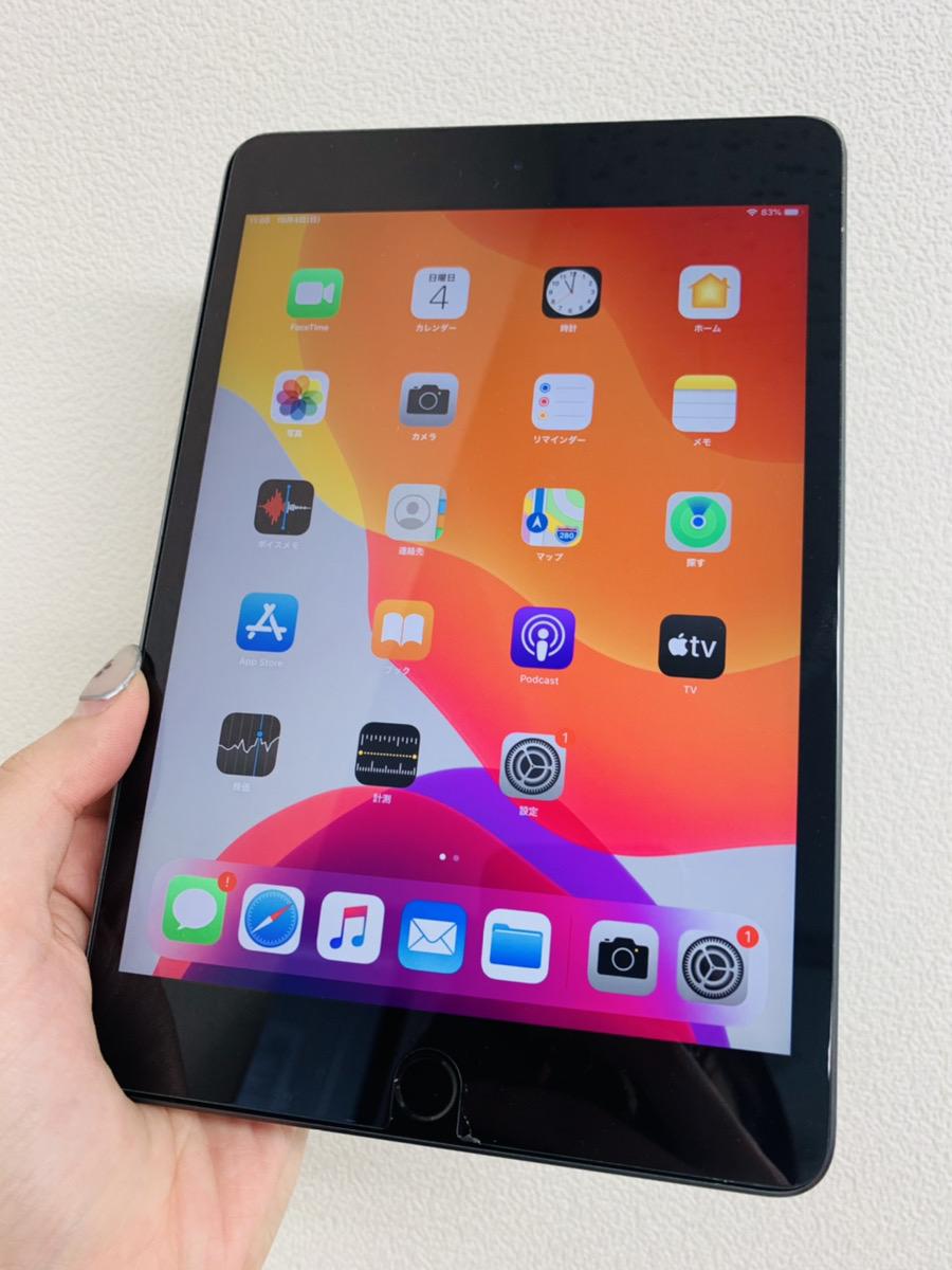 iPadmini5 64GB Wi-Fiモデル 中古正常品