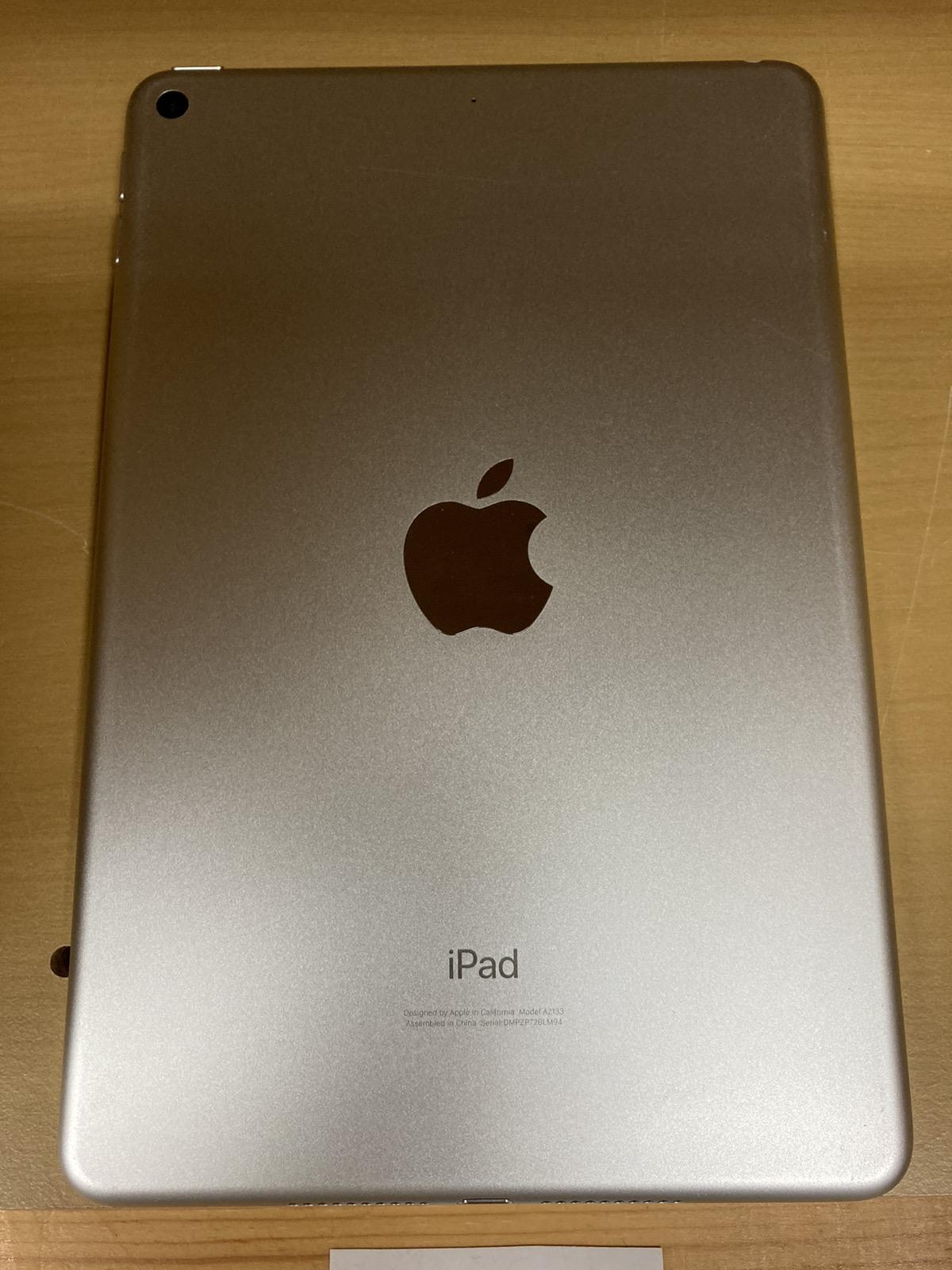 iPadmini5 256GB Wi-Fiモデル