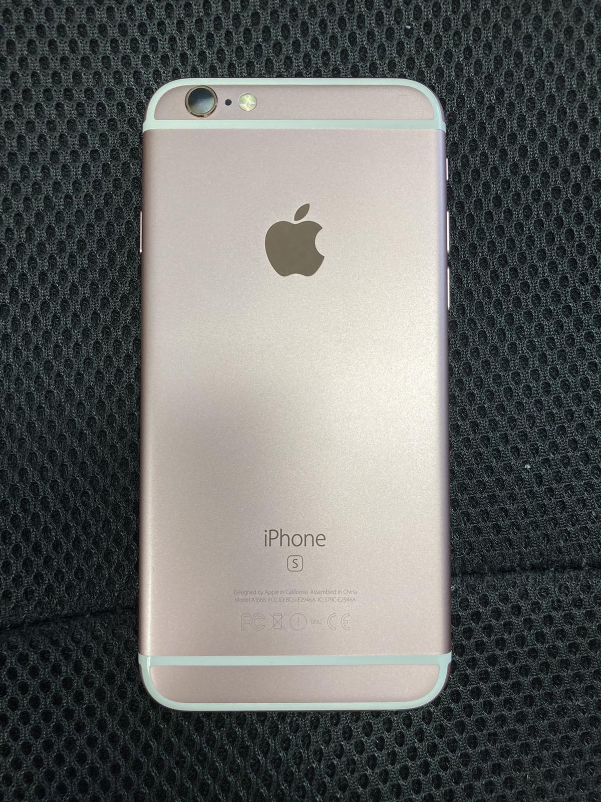 iPhone6s 64GB au○ SIMロック解除済