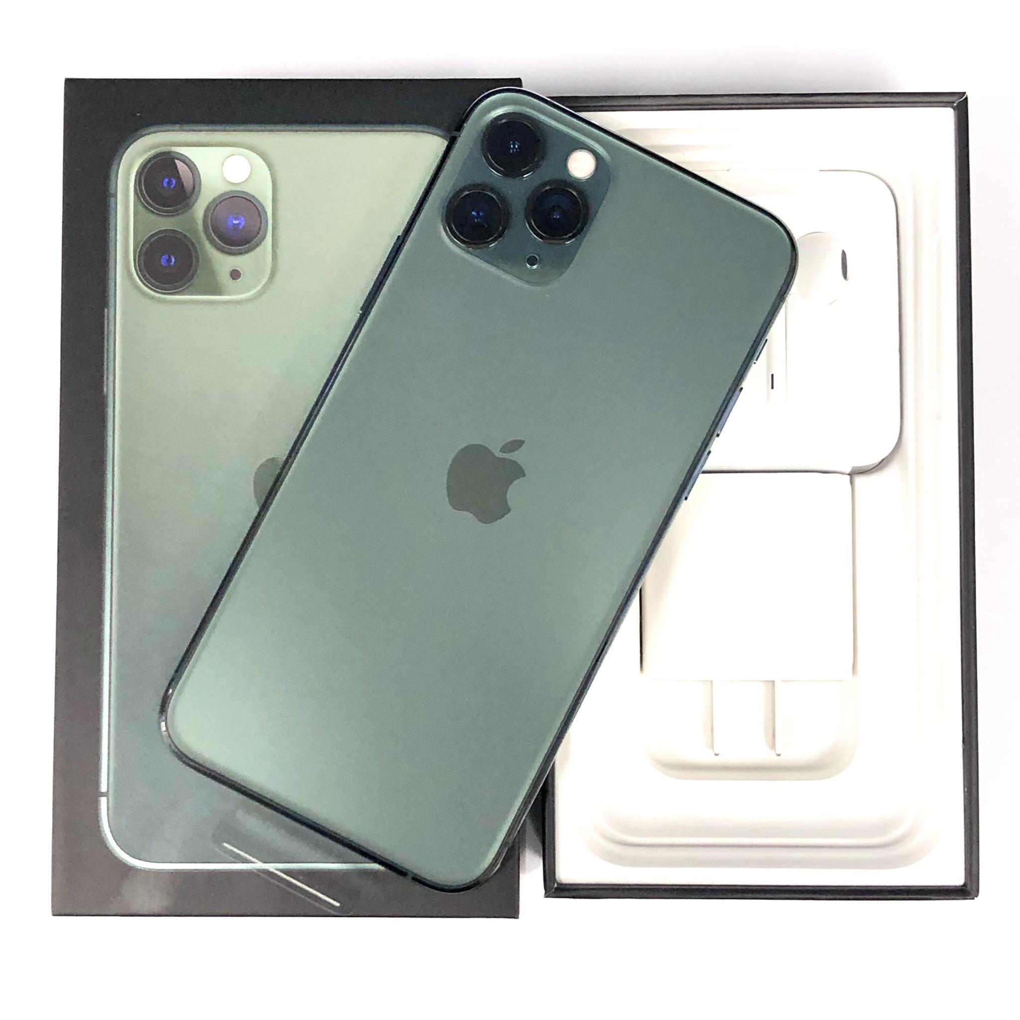 iPhone11Pro 64GB シルバー (△判定 Sランク)
