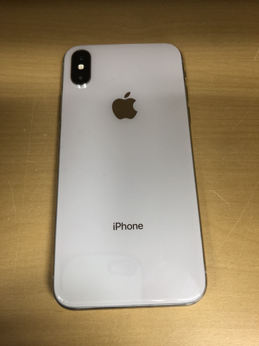 iPhoneX docomo〇 中古正常品