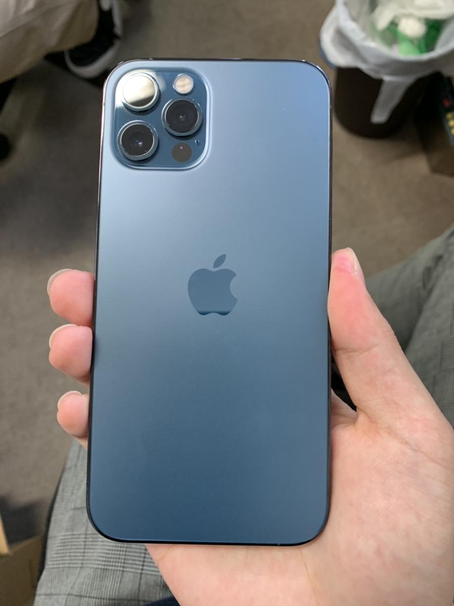 iPhone12Pro 256GB softbank△ 中古美品 SIMロック解除品