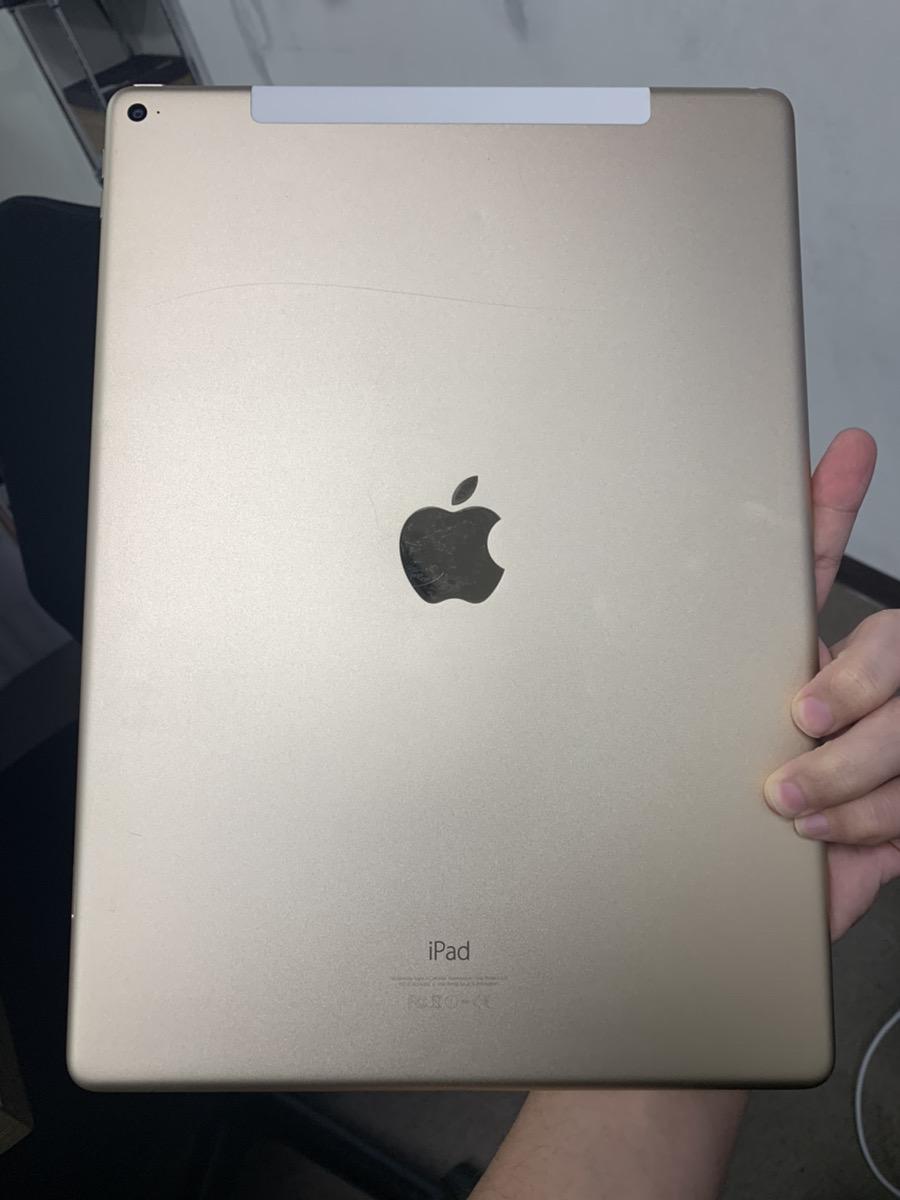 iPad Pro12.9第1世代128GBゴールドSoftbank〇