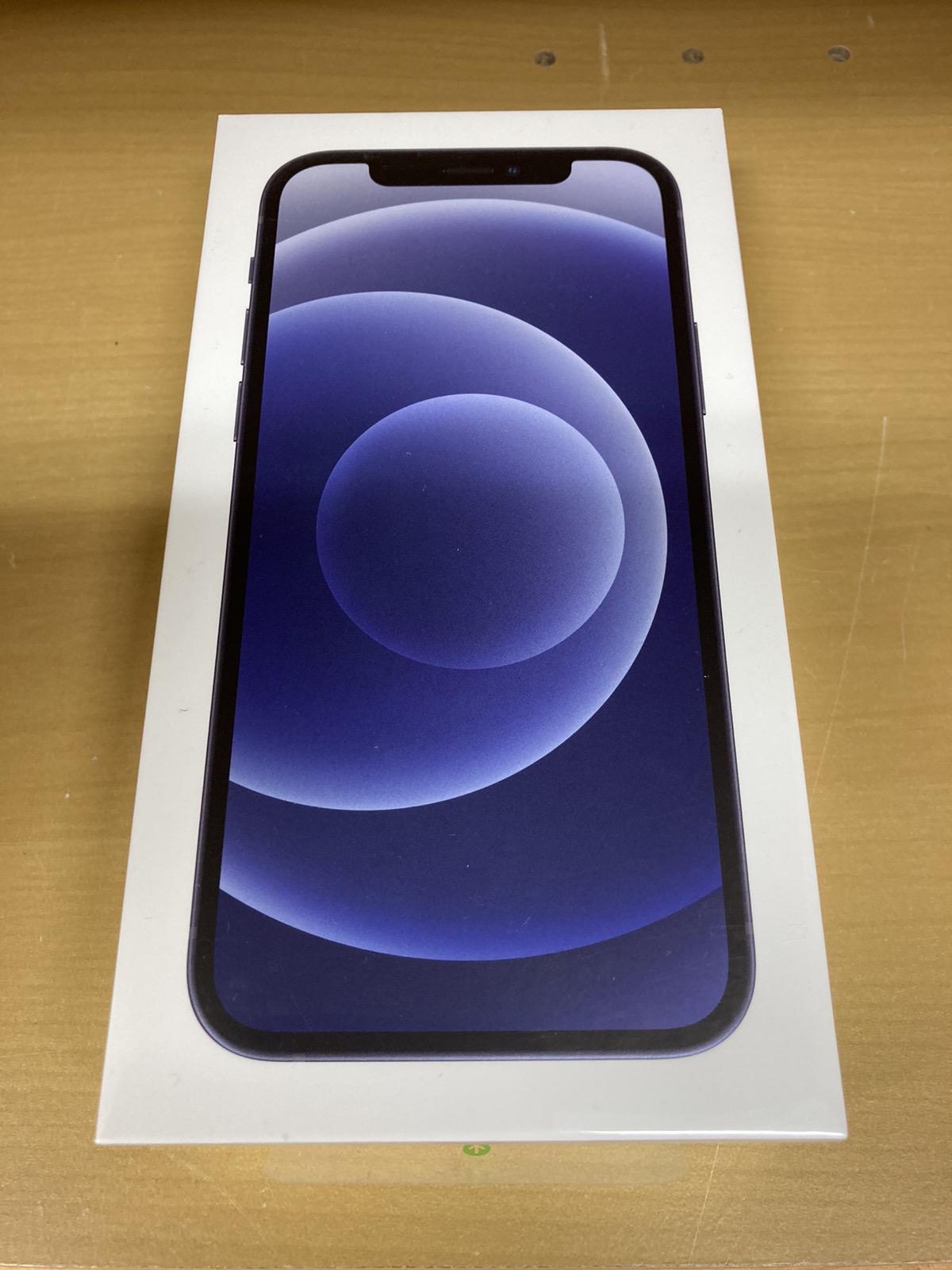 iPhone12 128GB SIMフリー新品未開封