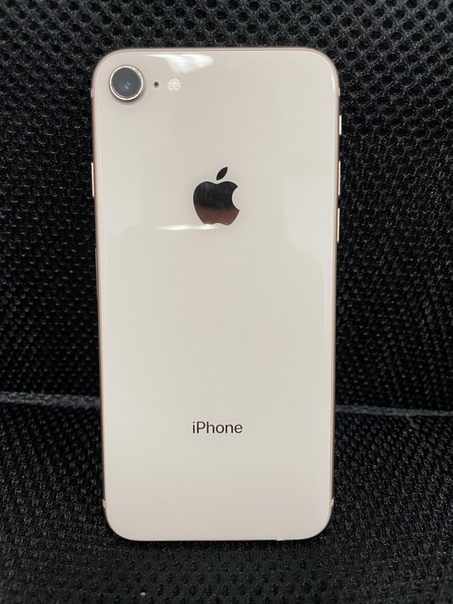 iPhone8 64GB ゴールド au 中古品