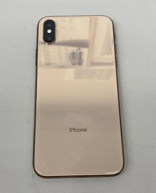 iPhoneXS 256GB  ゴールド docomo○ 中古正常品 本体のみ SIMロック解除品