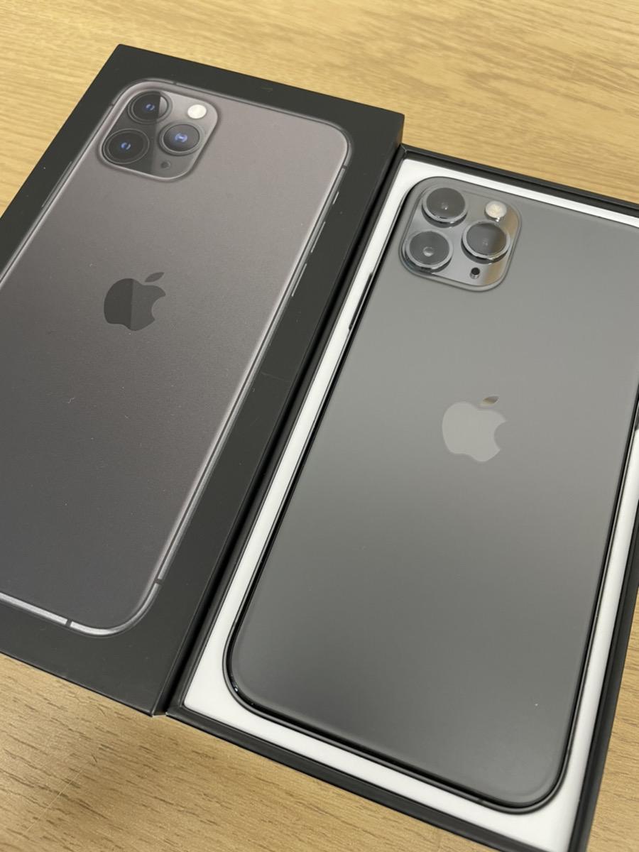 iPhone11Pro 256GB スペースグレー SIMフリー 中古品