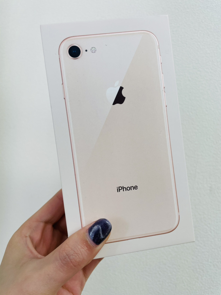iPhone8 64GB ゴールド docomo 中古品