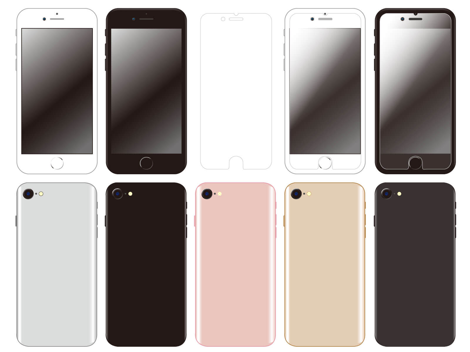 【2021年最新版】iPhone各世代の特徴や価格を徹底比較