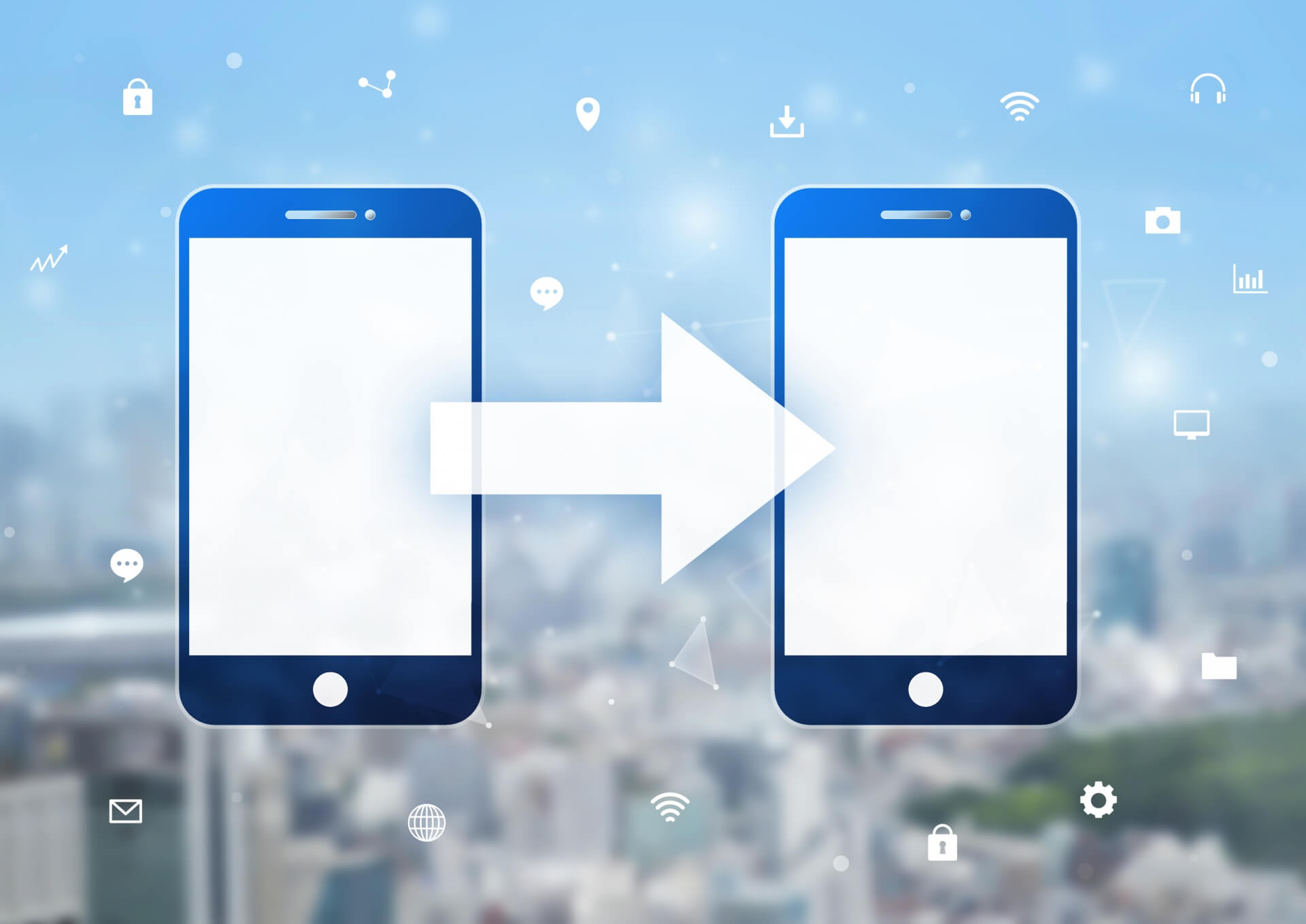 iPhoneの簡単なデータ移行方法や得する乗り換え方法を公開