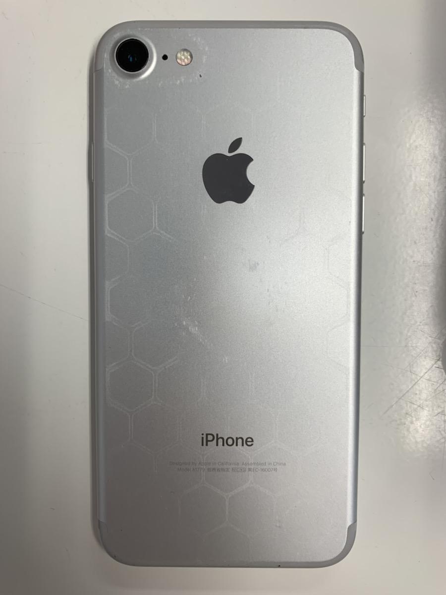iPhone7 32GB シルバー 中古 softbank〇