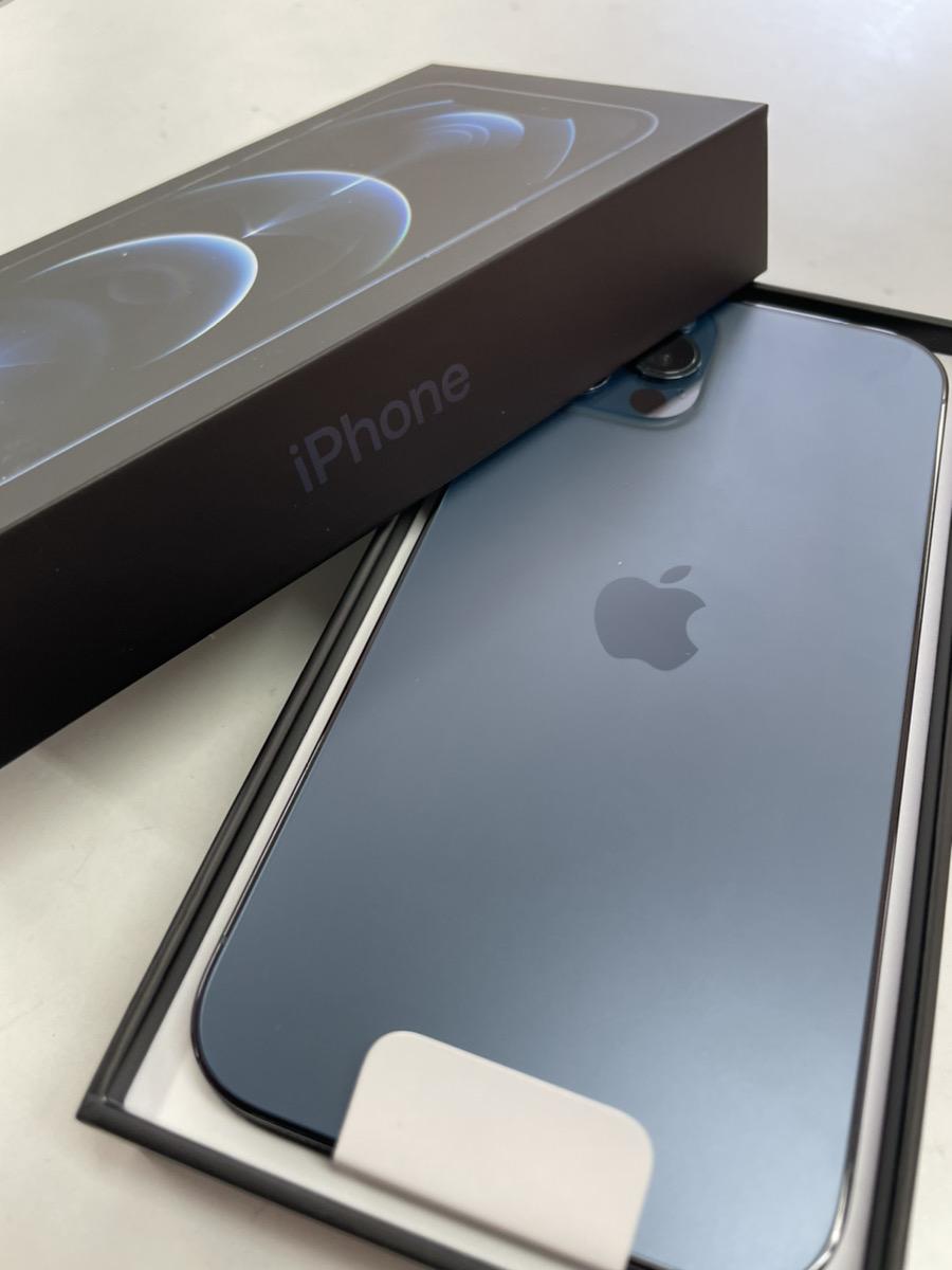 iPhone12 Pro 256GB ブルー au 新品未使用品