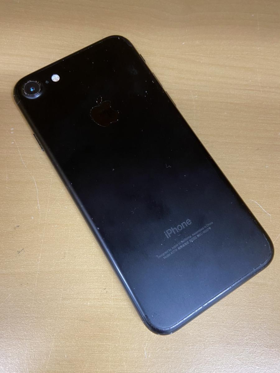iPhone7 ブラック 256GB