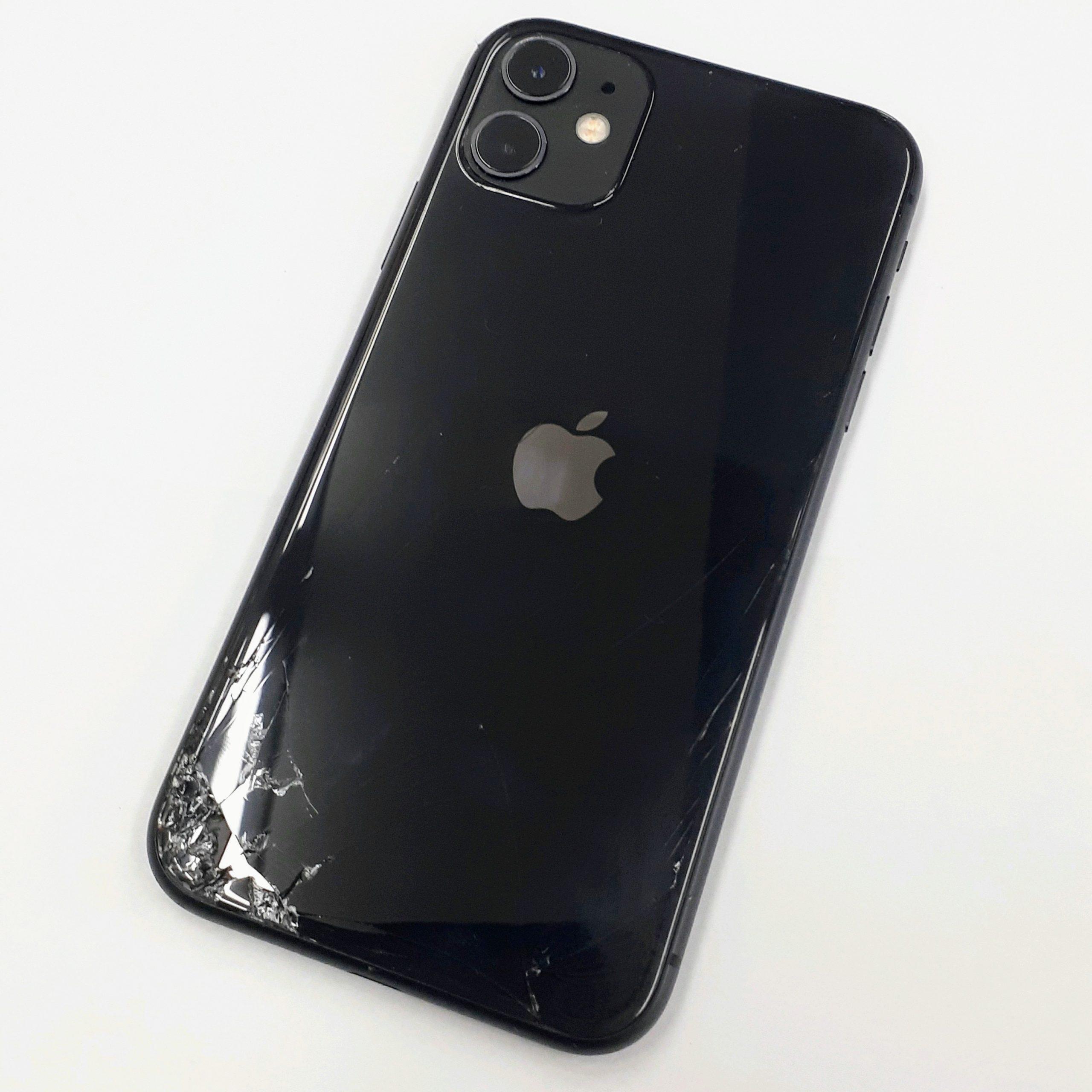 iPhone11 128GB ブラック(△判定 Dランク)