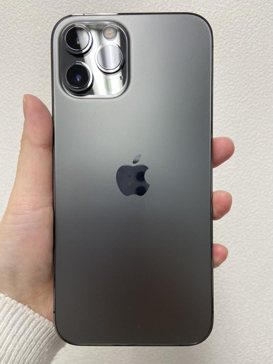 iPhone12ProMax 256GB グラファイト