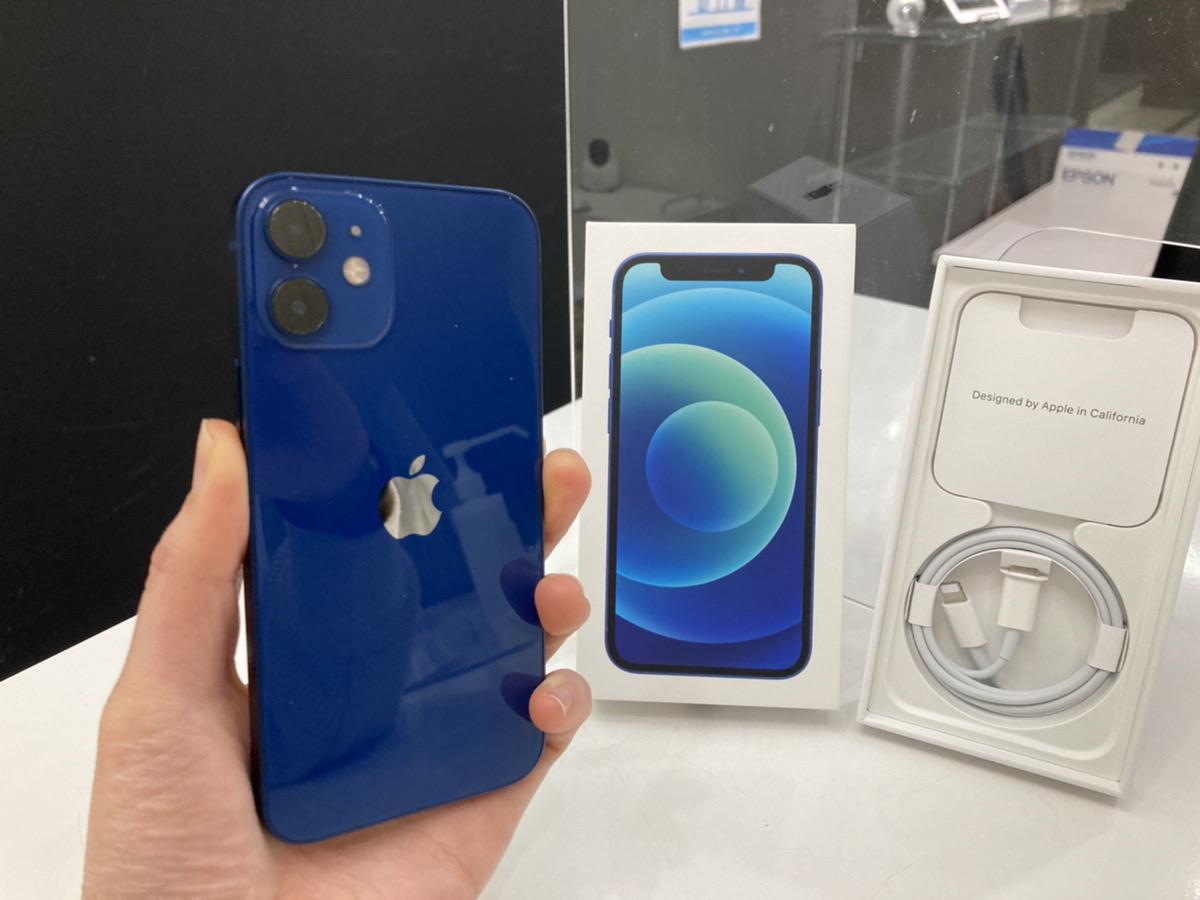 iPhone12mini 128GB ブルー