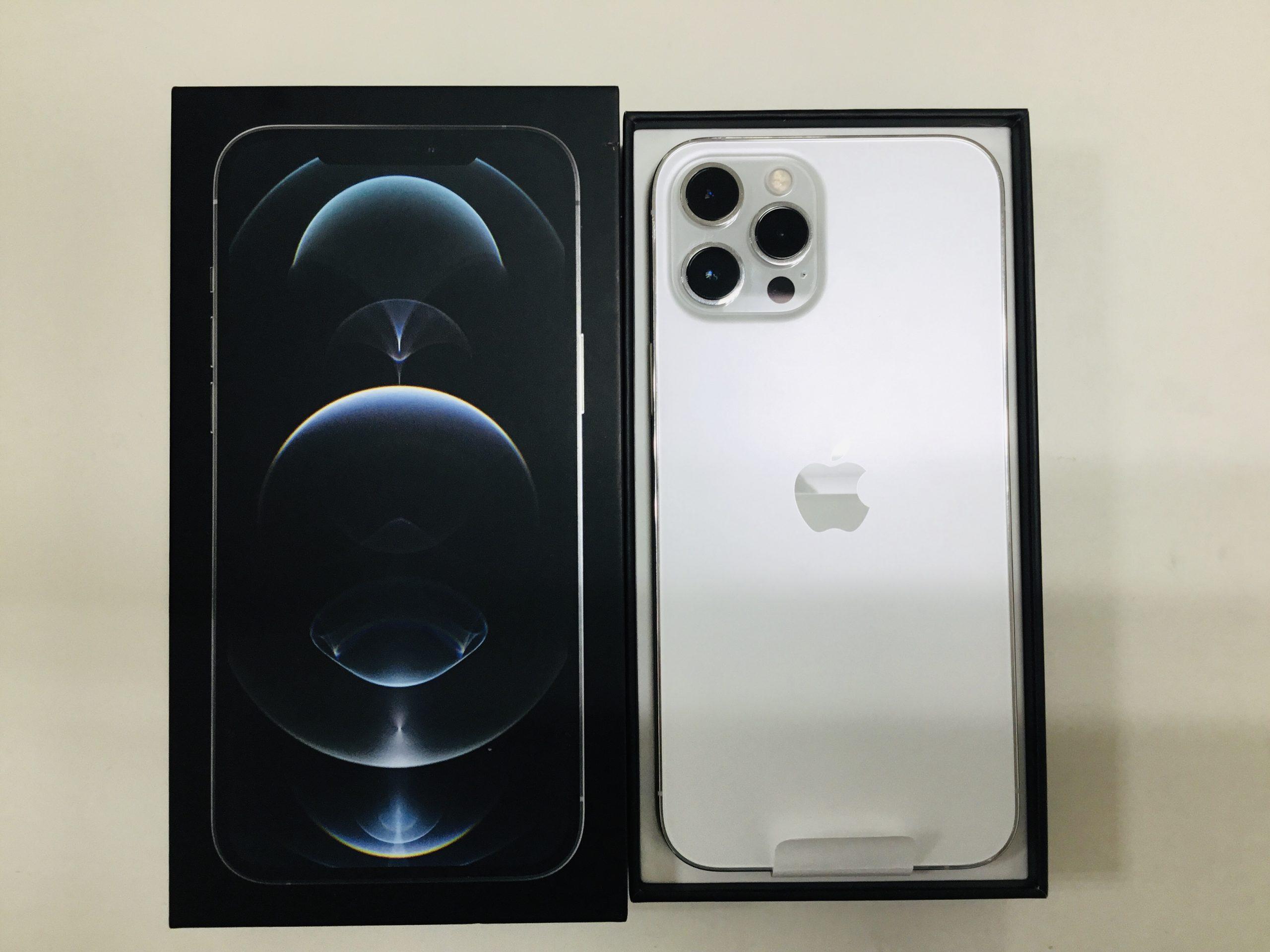 iPhone 12 Pro Max 128GB docomo △ 中古