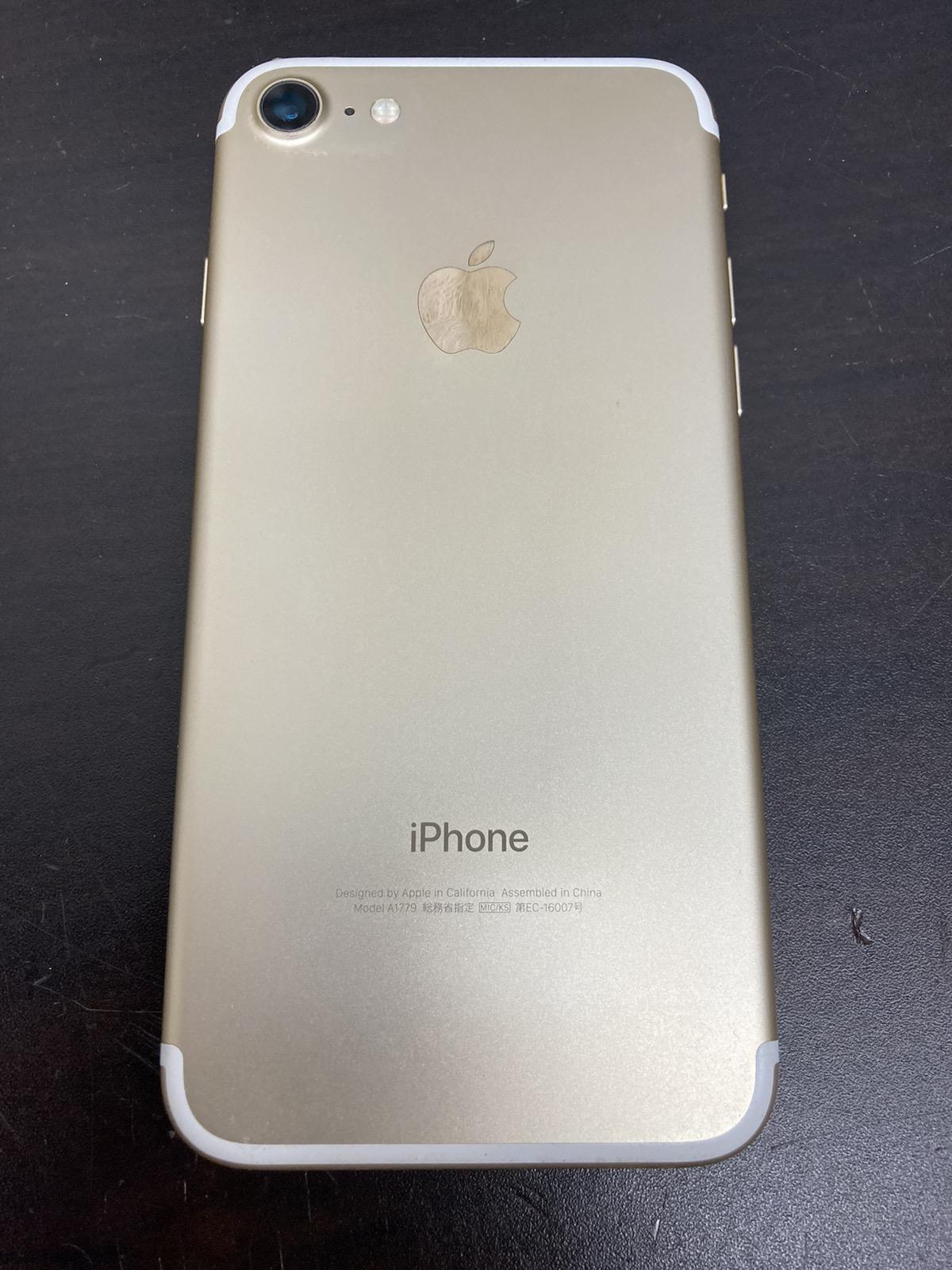 iPhone7 128GB SIMフリー