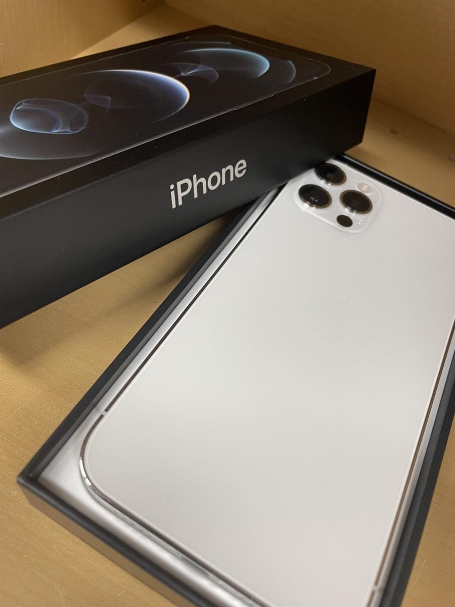 iPhone 12 Pro 128GB シルバー docomo 新品未使用品 (残債あり)