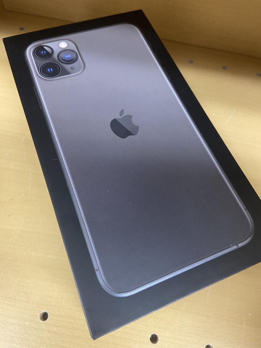 iPhone12ProMax グラファイト 512GB