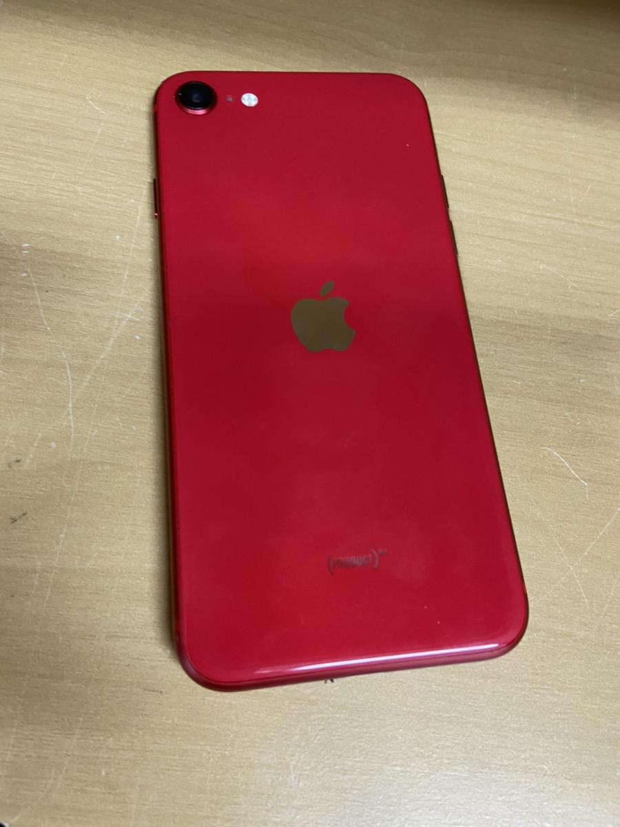 iPhoneSE第二世代 64GB レッド