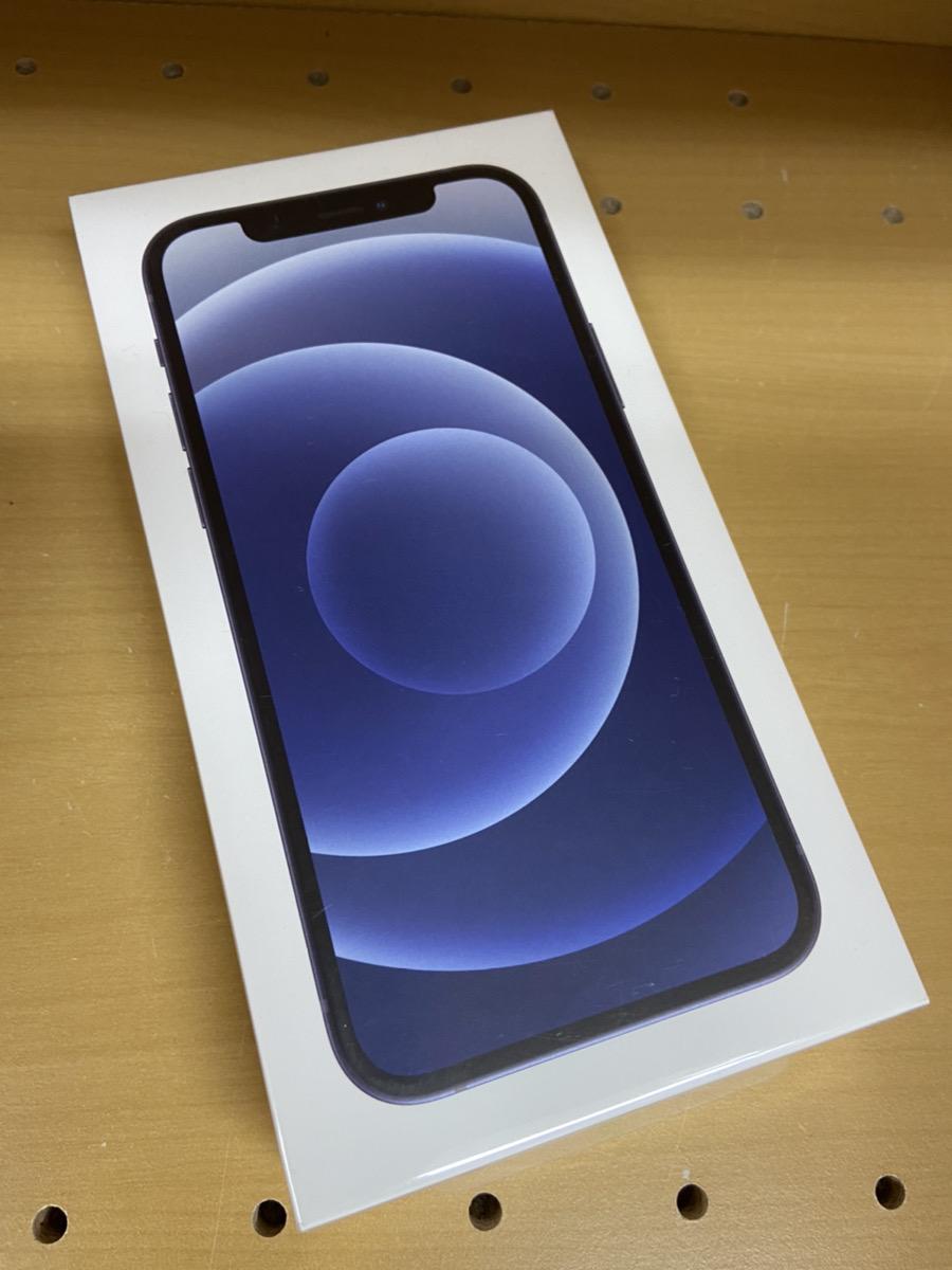 iPhone12 64GB ブルー