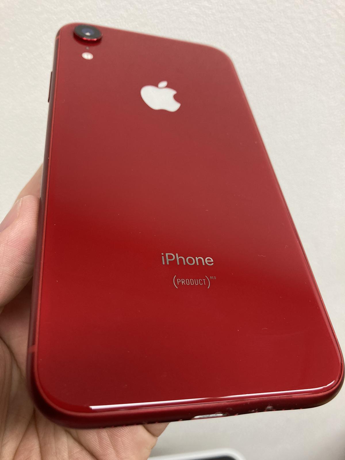 iPhoneXR 128GB au△