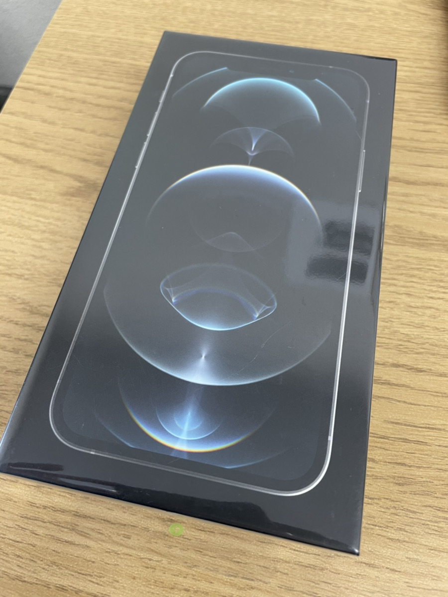 iPhone 12 Pro 512GB AppleSIMフリー 新品未開封品