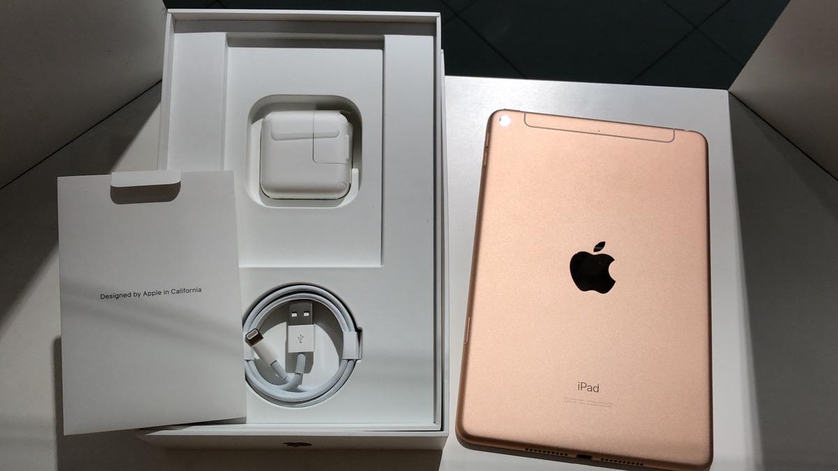 iPad mini 5 (64GB/Gold)