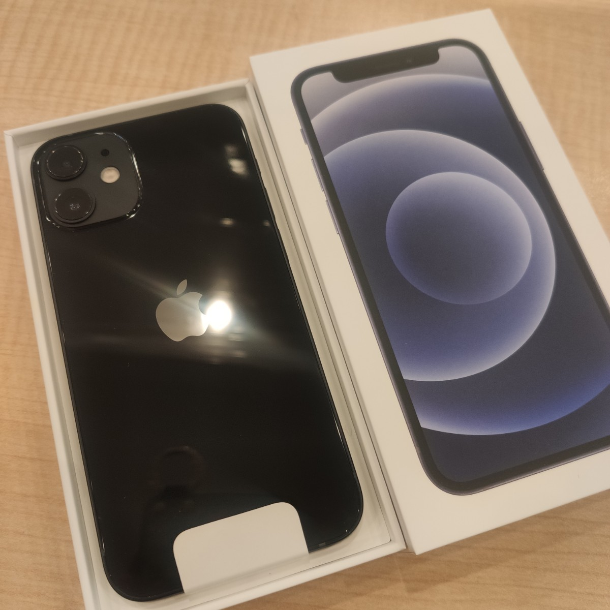 iPhone12mini128GBブラック SIMフリー 新品