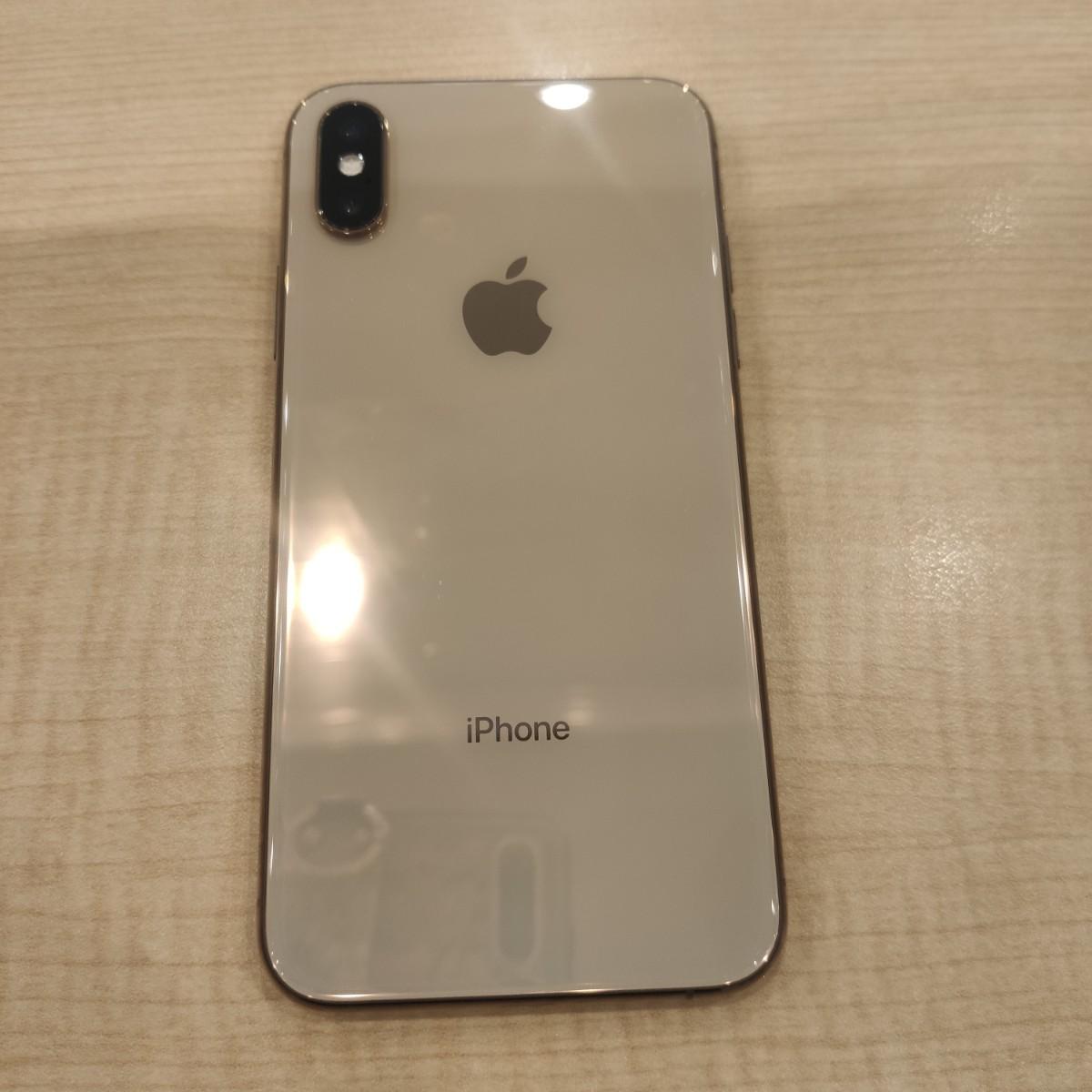 iPhoneXS 64GB SB○ ゴールド