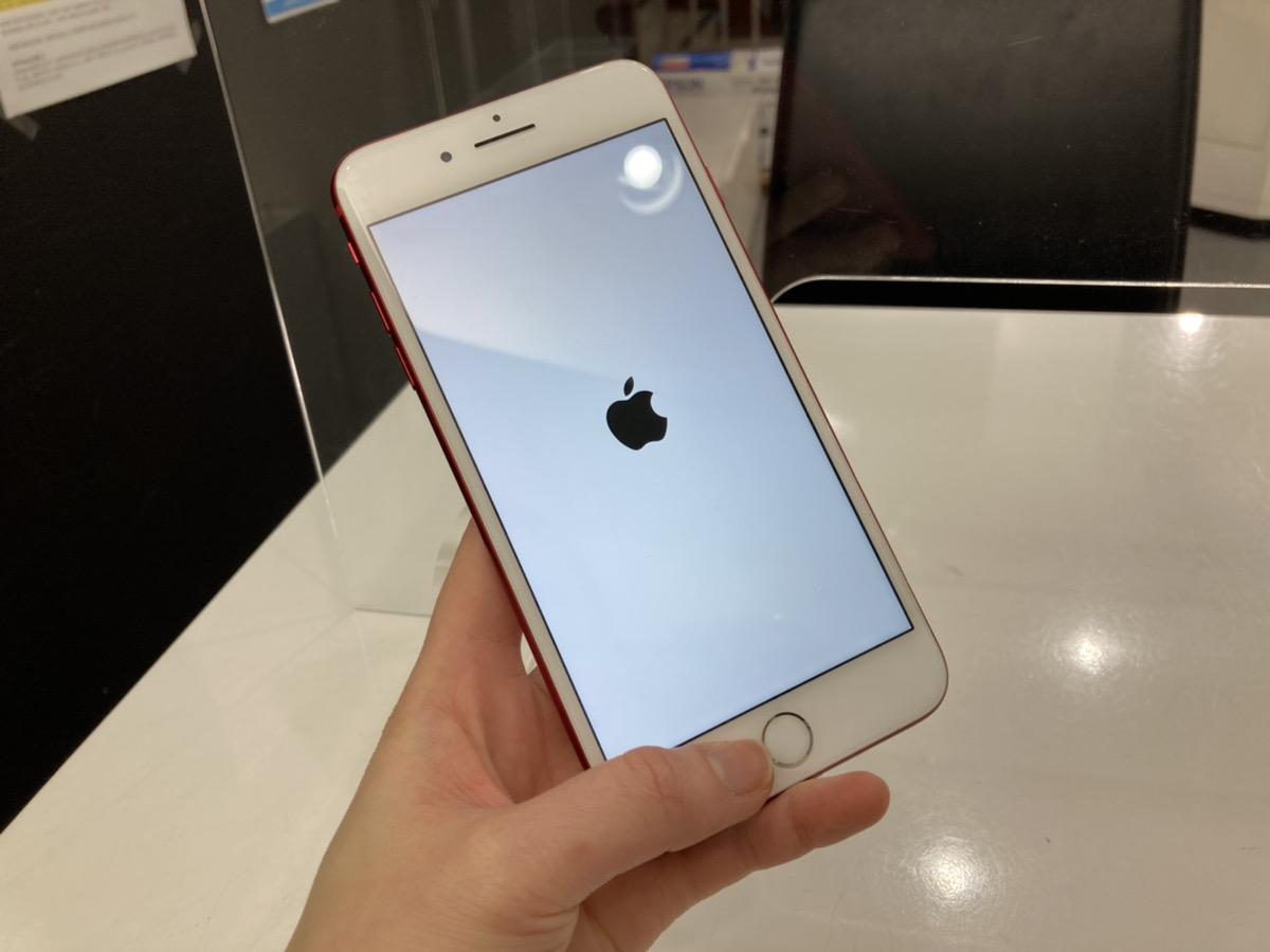 iPhone7Plus 128GB docomo◯ 中古難あり