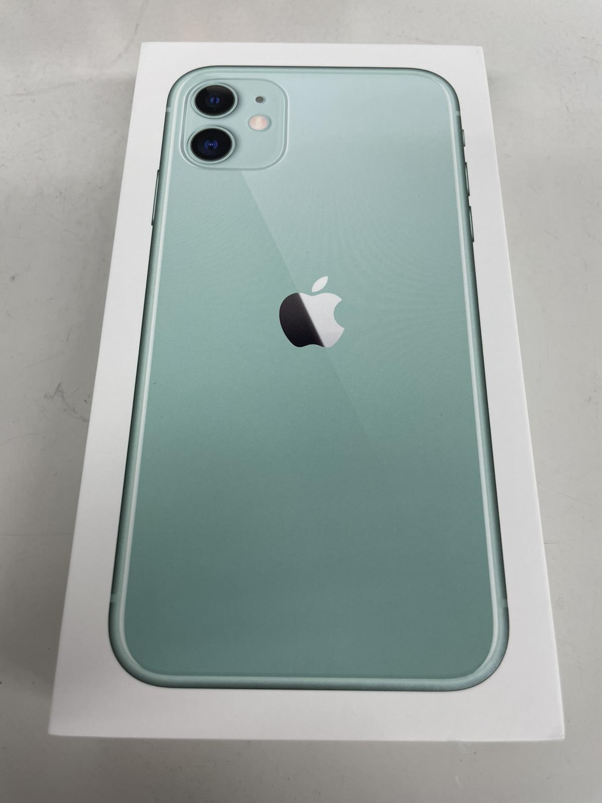 iPhone 11 64GB グリーン