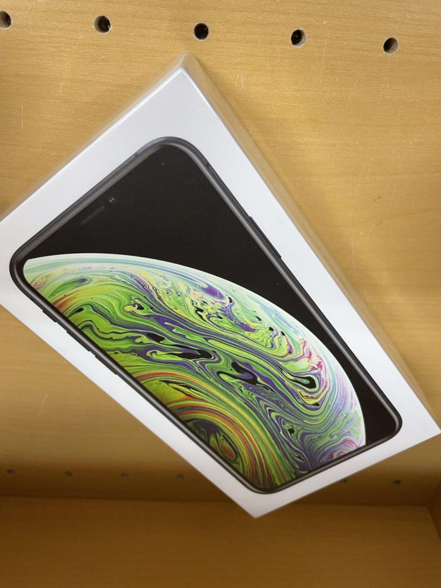 iPhoneXs512GBスペースグレーSIMフリーー 新品未開封品