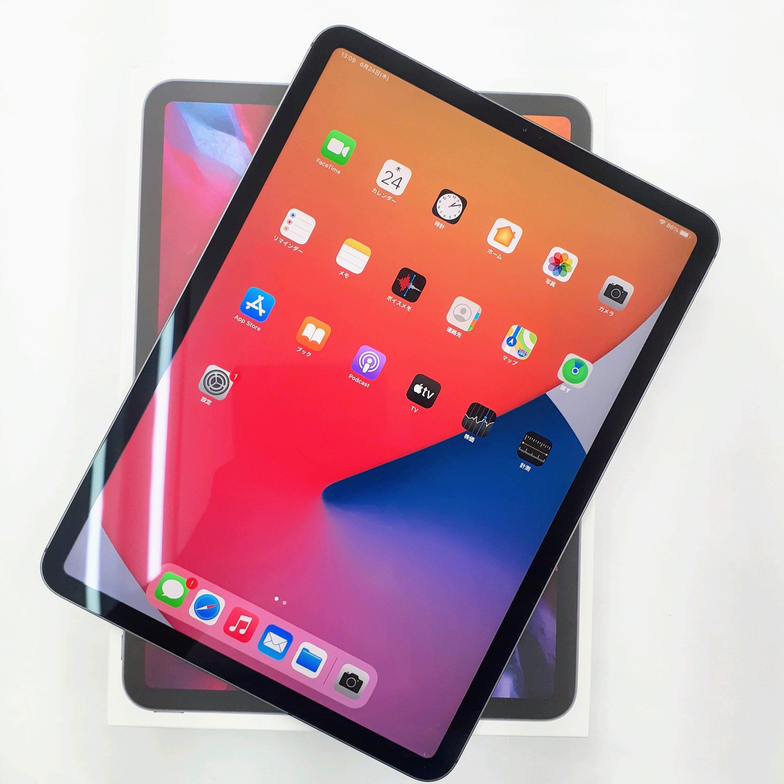 iPadPro2(11インチ)128GB(△判定 Cランク)