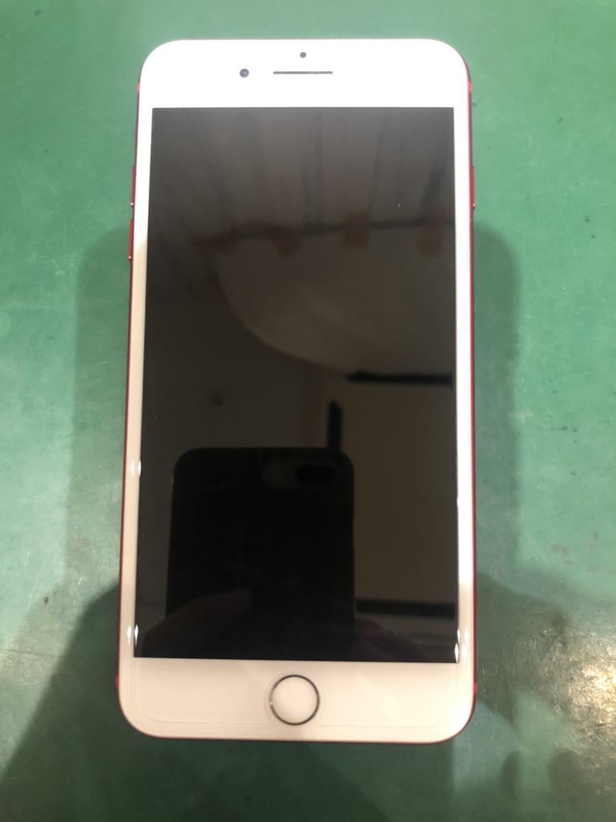 iPhone7Plus 128GB レッド SB ○ 中古