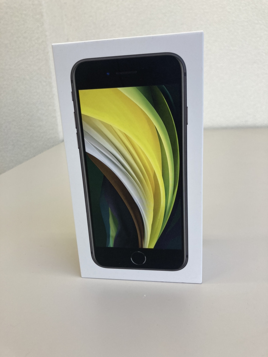iPhoneSE第2世代